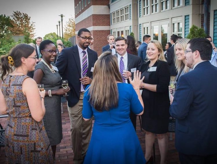 Class of 2017 opening reception
